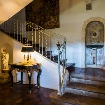 Escaliers de l'entrée